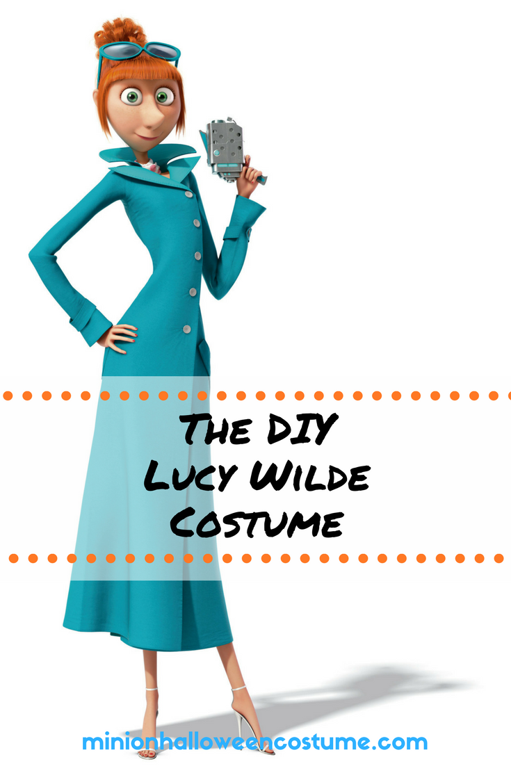 Minion Halloween Costumes For Girls.Lucy Wilde Despicable Me Costume Minion Halloween Costume
